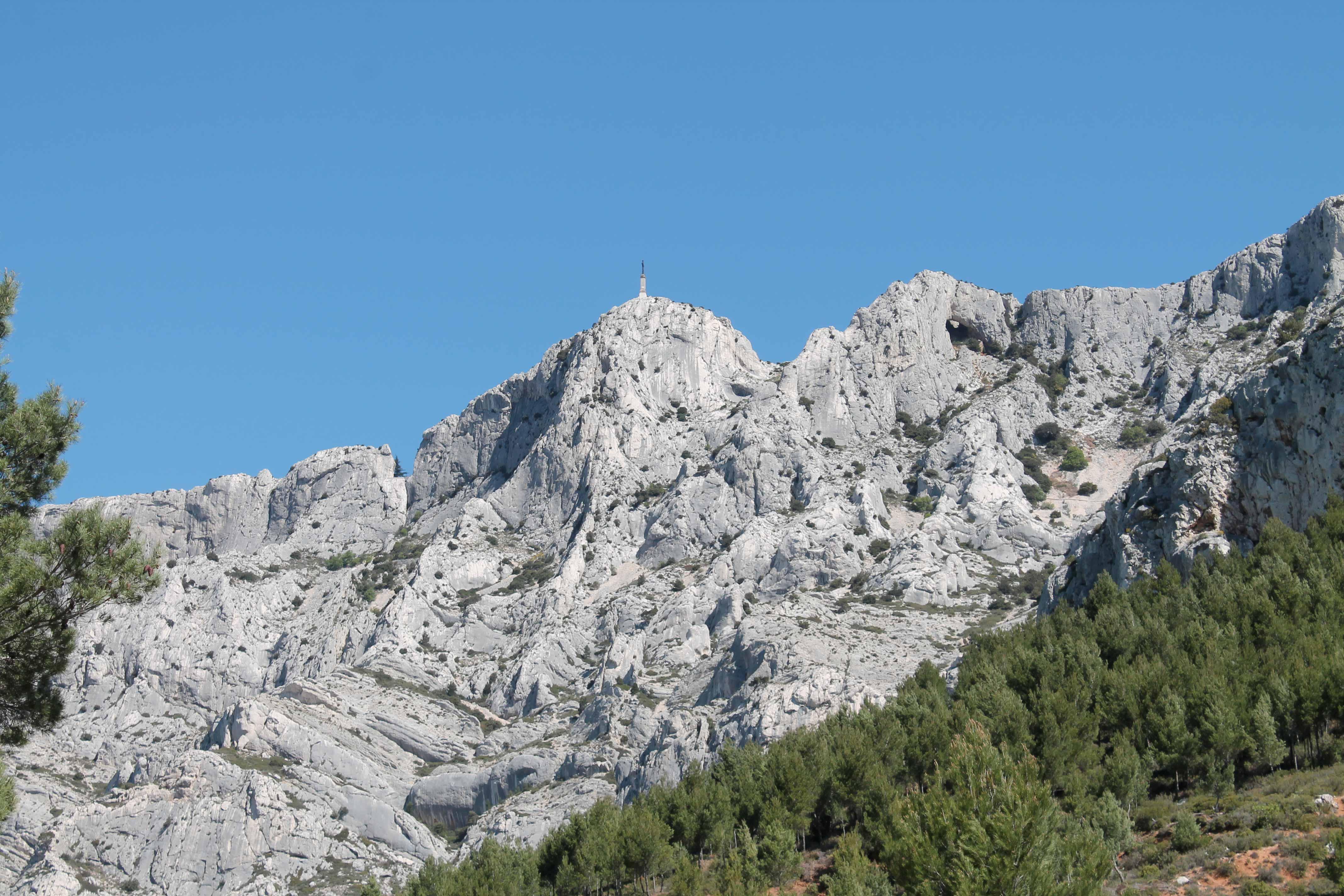 Wine & Mountain excursion, Mount Sainte Victoire