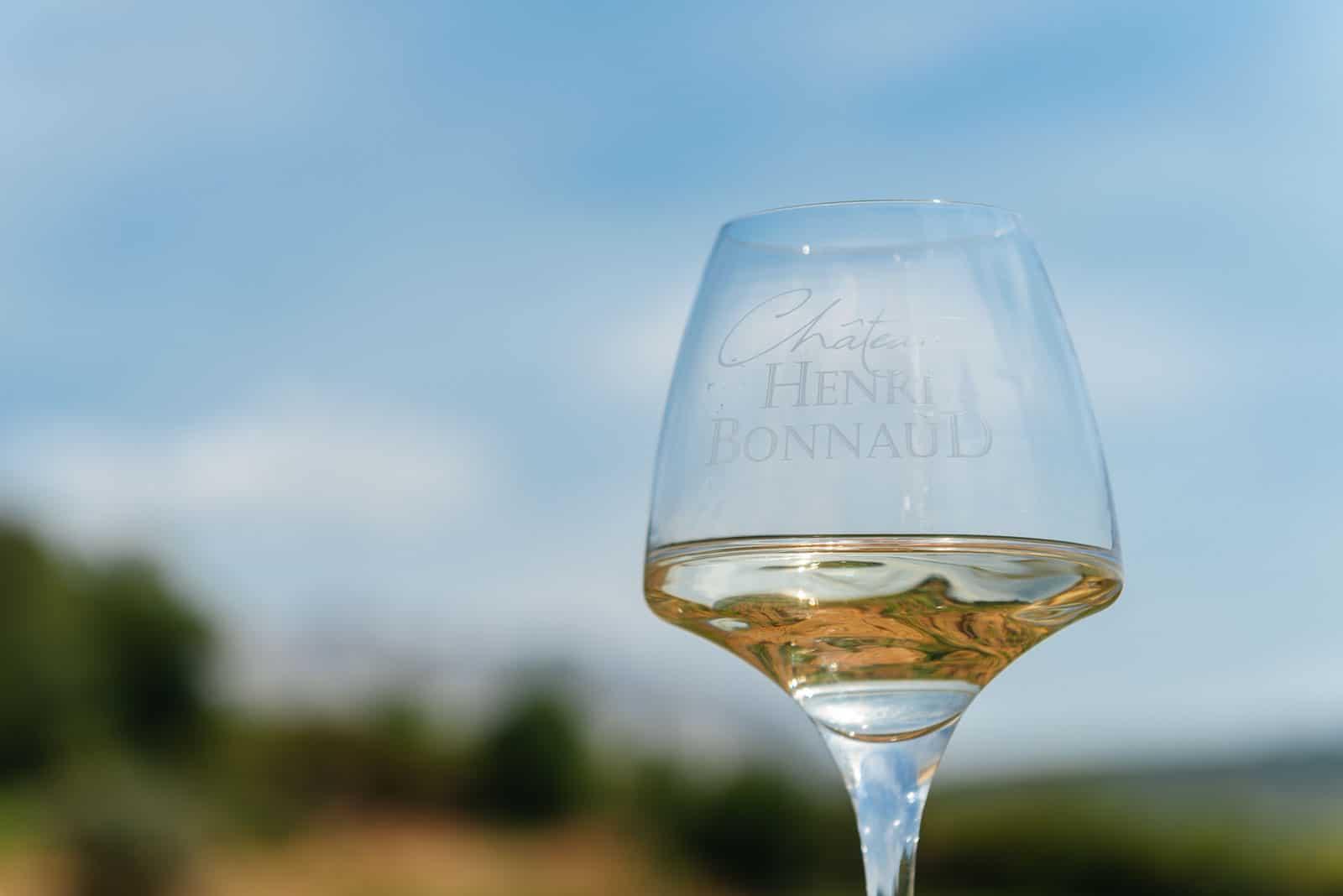 Aix en Provence wine tour, Château Henri Bonnaud, Palette