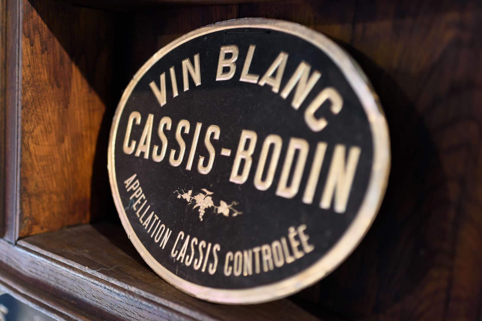 Bandol and Cassis wine tour, Bodin property