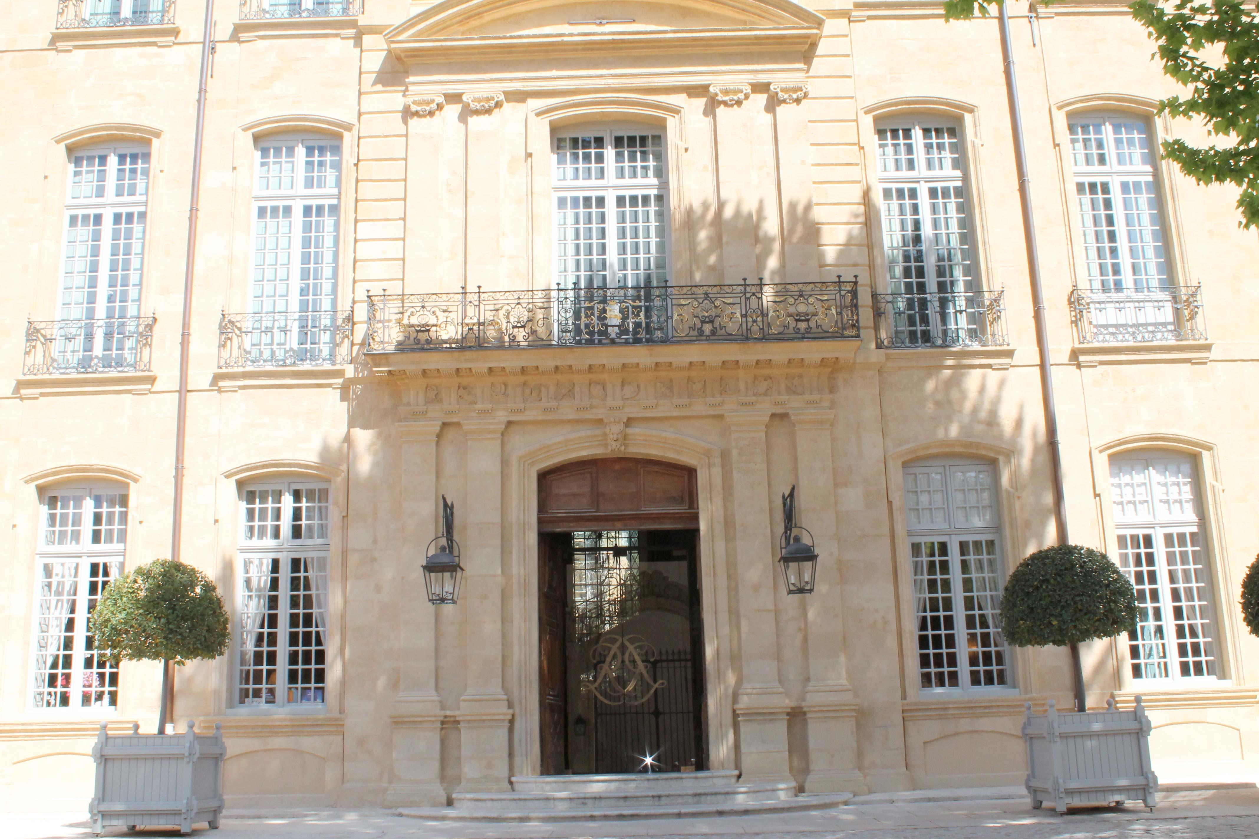 Aix en Provence, Hôtel de Caumont