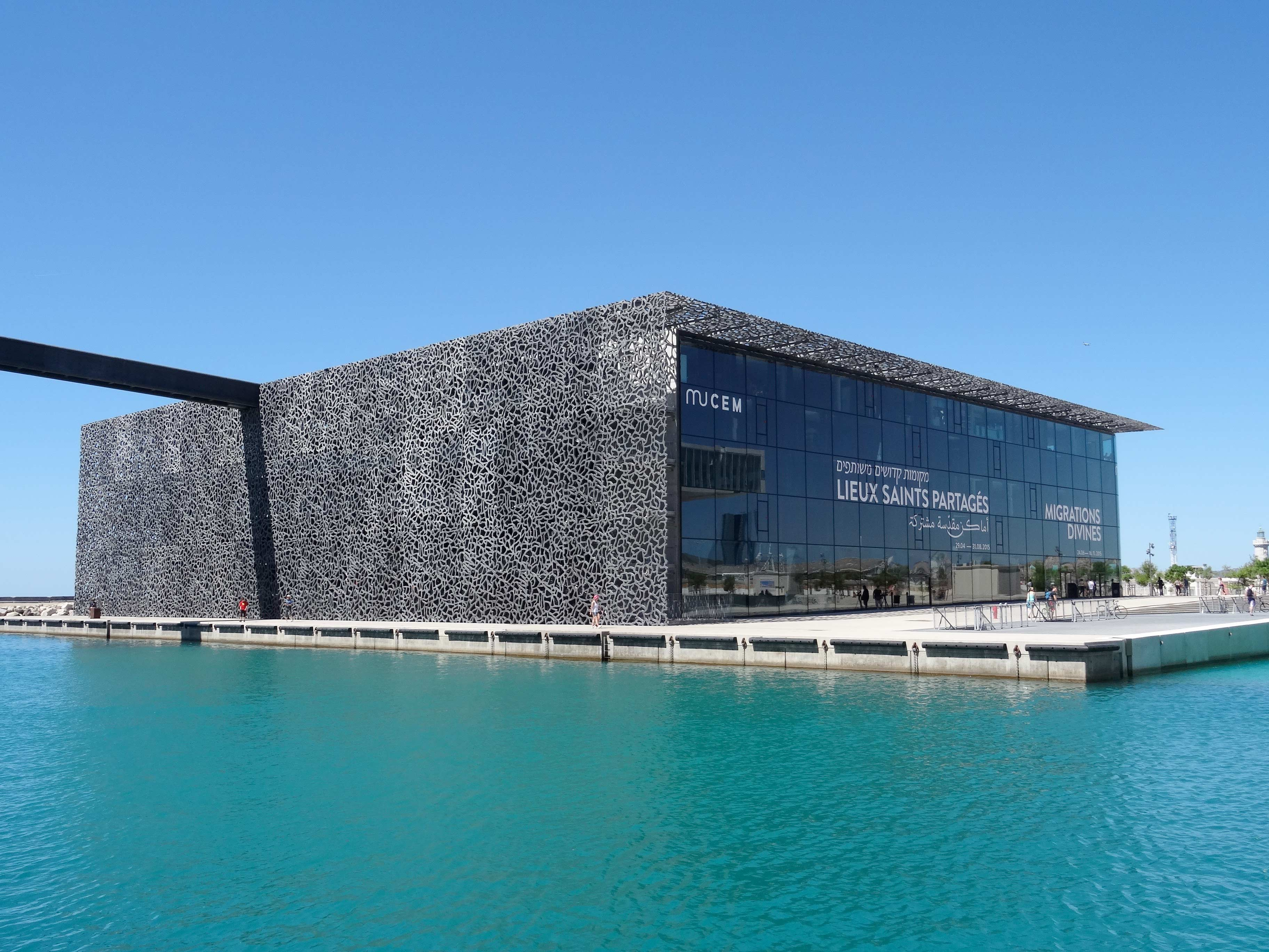 Shore excursion, Mucem, Marseille