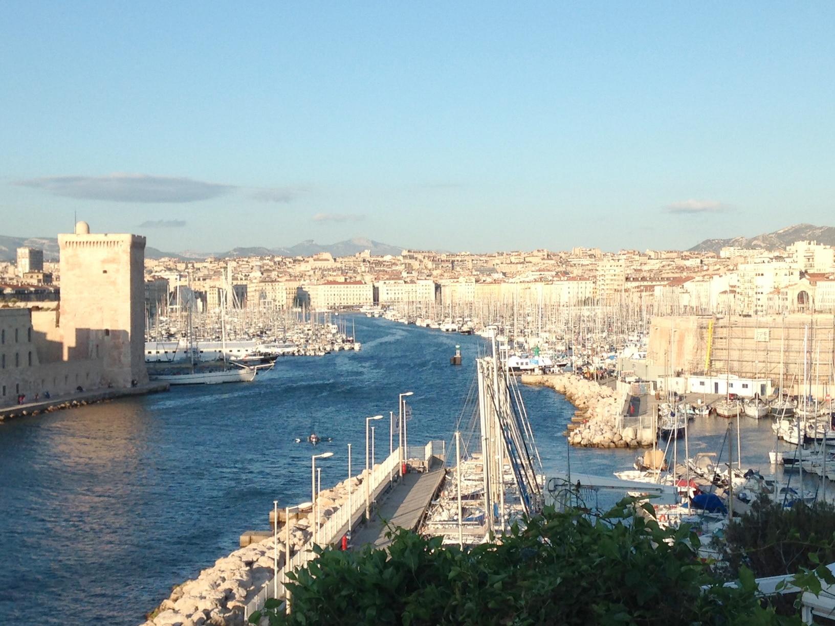 Shore excursion, Marseille Vieux Port