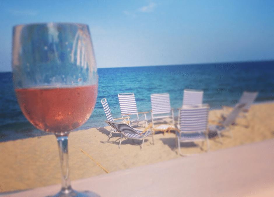 choose a rosé wine