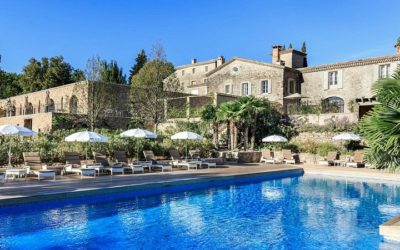 The most famous Chateaux' of Provence